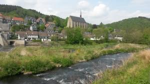 Staumauer Kirche Beyenburg